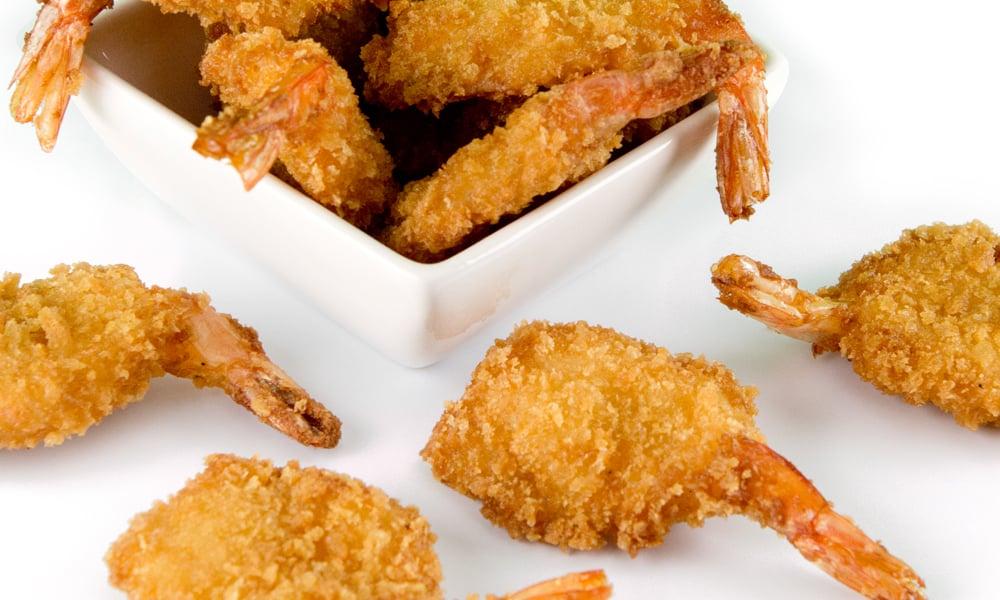 Cooper's Express Crazy Good Fried Chicken Shrimp