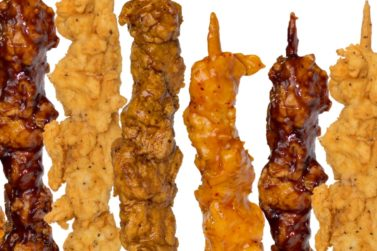 Cooper's Express Crazy Good Fried Chicken Skewers